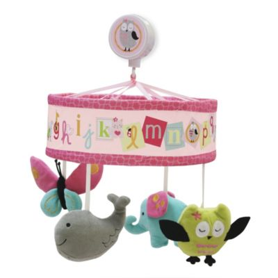 Lambs & Ivy® Sweet ABC Musical Mobile
