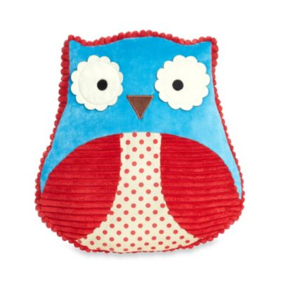 SKIP*HOP® Zoo Owl Throw Pillow
