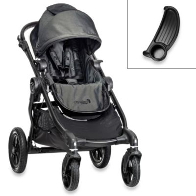 Baby Jogger® City Select® Deluxe Single Stroller in Charcoal