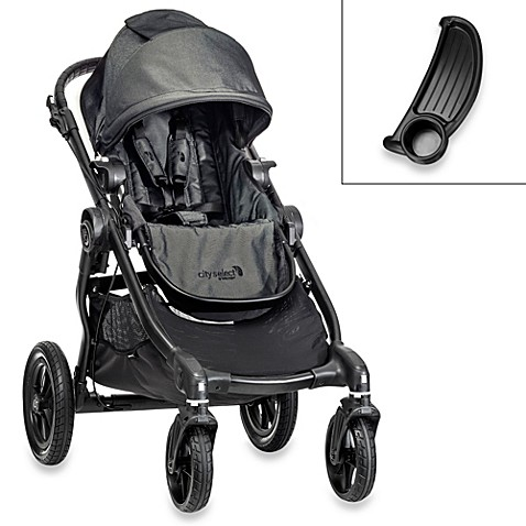 Baby Jogger 174 City Select 174 Deluxe Single Stroller In