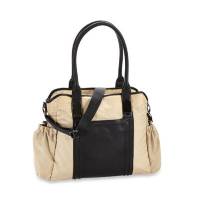 Kenneth Cole Reaction® Square One Tote Diaper Bag in Sand