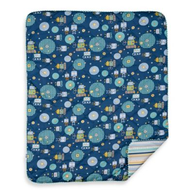 Lolli Living™ by Living Textiles Mix & Match Baby Bot Reversible Comforter