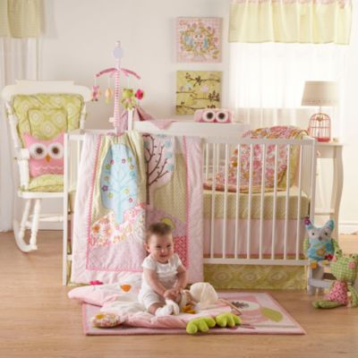 Living Textiles Crib Set