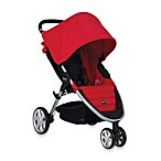 BRITAX B-Agile U451837 Stroller in Red