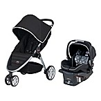 BRITAX B-Agile S896000 Travel System in Black