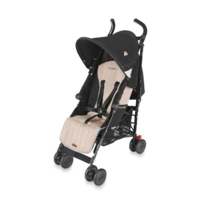 Maclaren® Quest Stroller in Black/Champagne