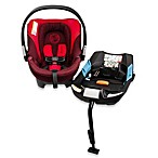 Cybex Aton 2 Infant Car Seat in Strawberry