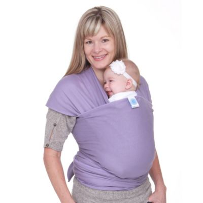 Moby® Wrap Originals Baby Carrier in Lavender