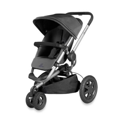 Full Size Strollers > Quinny® Buzz Xtra Stroller in Rocking Black