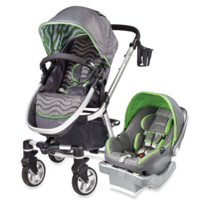Summer Infant® Fuze™ Travel System with Prodigy® Infant Car Seat in Mod