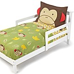 SKIP*HOP® Zoo 4-Piece Monkey Toddler Bedding and Accessories