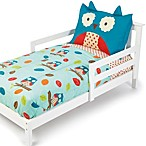 SKIP*HOP® Zoo 4-Piece Owl Toddler Bedding and Accessories