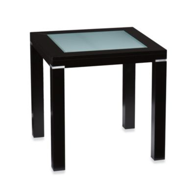 Edenbridge End Table in Black