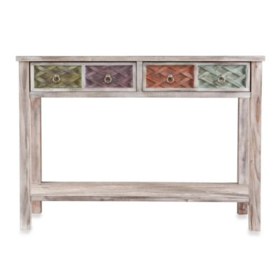 Finchley Console Table in Multicolor