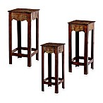 Jambi 3-Piece Accent Table Set