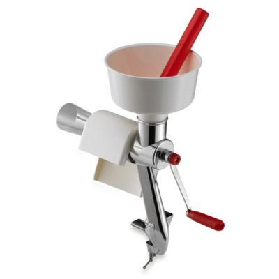 Strainer and Sauce Maker