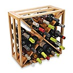 Crisscross Wine Rack