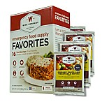 Wise Foods Company Emergency Food Supply Favorites