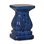 Emissary 4 Season Stool/Table in Blue