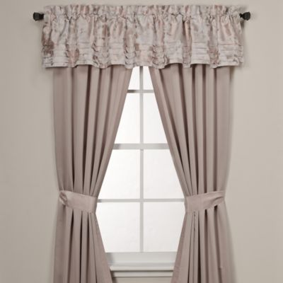 Manor Hill® Muse 84-Inch Window Panel Pair in Blush