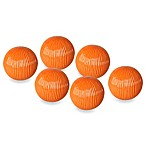 Decorative CeramicTextured Balls (Set of 6)