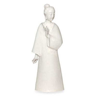 Emissary Ceramic Court Lady Figure