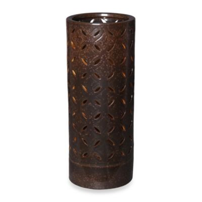 Emissary Lattice Umbrella Stand