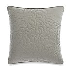 Barbara Barry® Petal Garden Square Toss Pillow in White