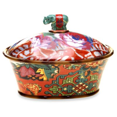 Tracy Porter® Poetic Wanderlust® Eden Ranch Covered Bowl
