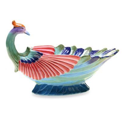 Tracy Porter® 3D Phoenix Bowl for Poetic Wanderlust® in Rose Boheme