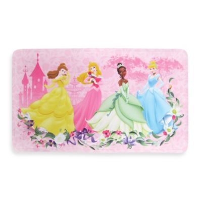 Disney Princess Decorative Bathtub Mat