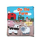 Alma's Designs On The Farm Soft Fabric Book