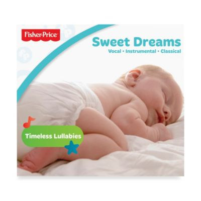 Fisher-Price® Lullaby and Goodnight CD
