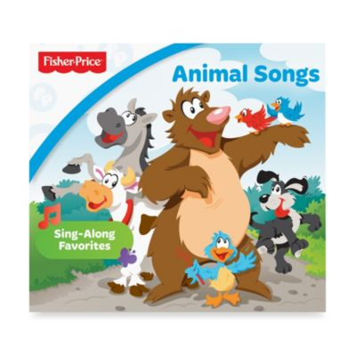 Fisher Price® Animal Songs CD
