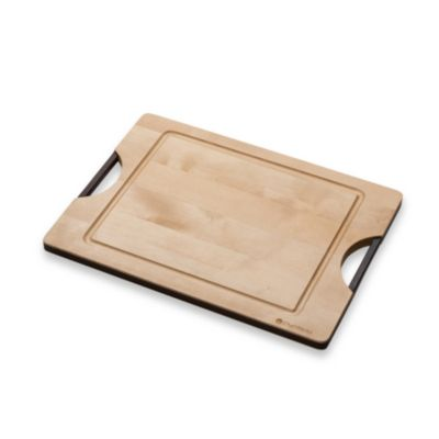 Ken Onion The Chef Works Special Cork Inlayed 18-Inch x 13-Inch Cutting Board