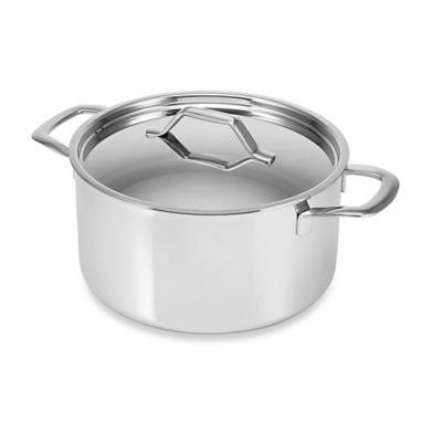 BEKA Tri-Lux 3-Ply 5.8-Quart Covered Casserole