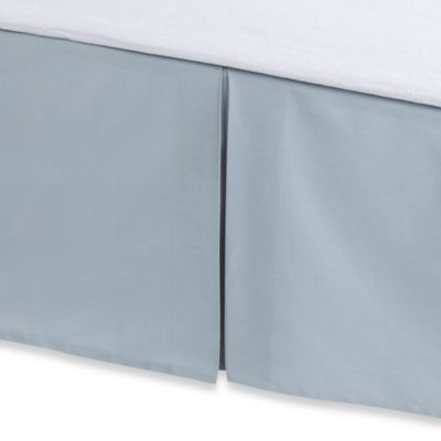 Anthology™ Whisper Twin Bed Skirt in Spa