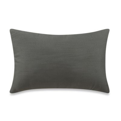 Tangiers Oblong Throw Pillow in Grey
