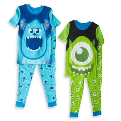 Monsters University 4-Piece Sleepwear
