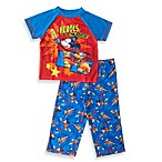 Mickey Mouse 2-Piece Heroes To The Rescue PJs