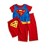 Superman 2-Piece PJ Cape Set