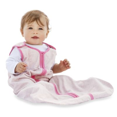 Baby Deedee® Sleep Nest® Lite Size 0-6 Months in Heather Pink
