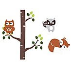 Belle Foxy & Friends Wall Decals (Set of 4)