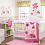 Belle Lil' Ladybug 3-Piece Crib Bedding Set
