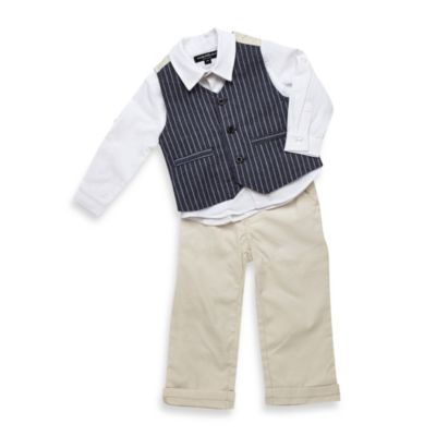Wendy Bellissimo™ 3-Piece Vest, Shirt and Pant Set