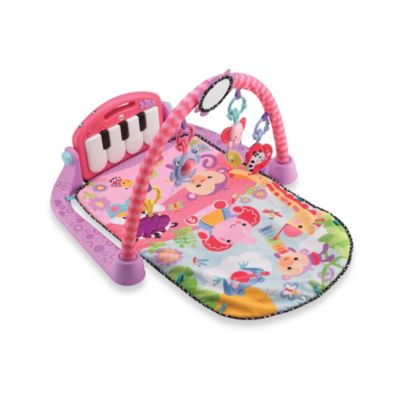 Infant Toys > Fisher-Price® Kick & Play Piano Gym in Pink