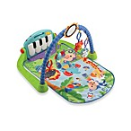 Fisher-Price® Kick & Play Piano Gym in Blue