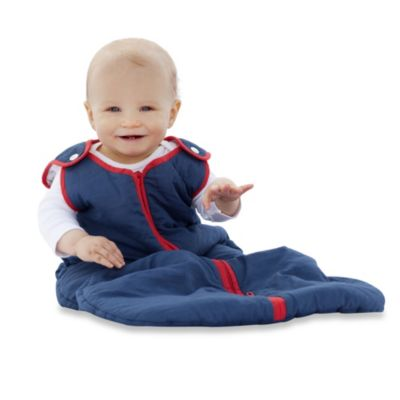 Baby Deedee® Sleep Nest® Size 0-6 Months in Navy