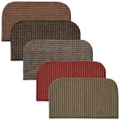 Garland Berber Colorations Kitchen Rug in Green