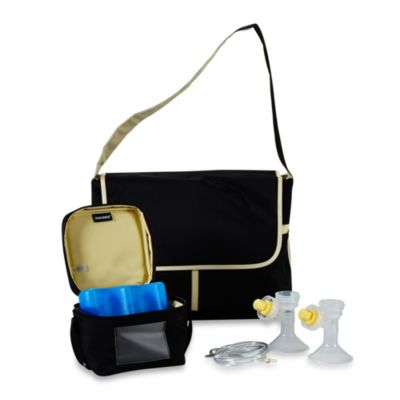 Medela® Breast Pump Messenger Bag